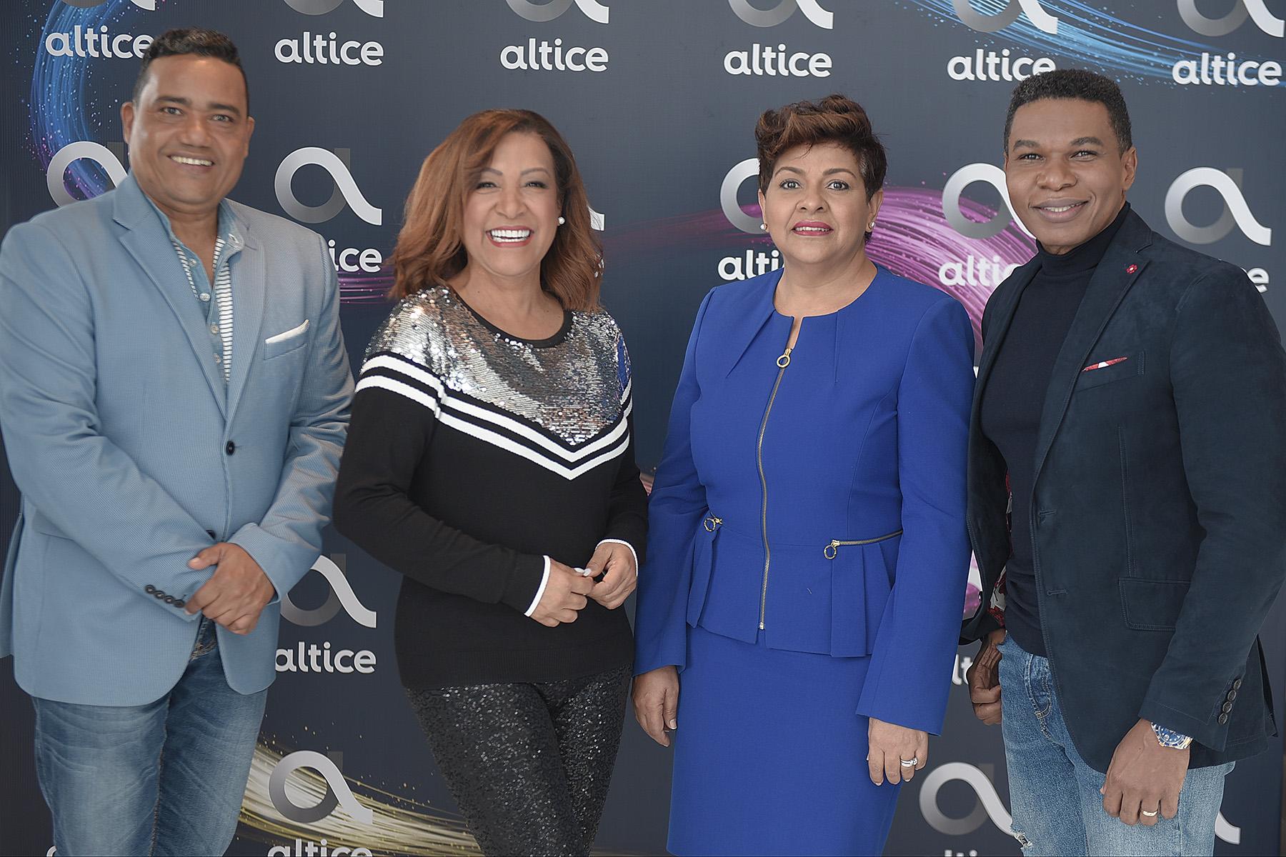 """Altice Dominicana premia a sus clientes con promoción: """"Imagínalo y cúmplelo con Altice"""""""