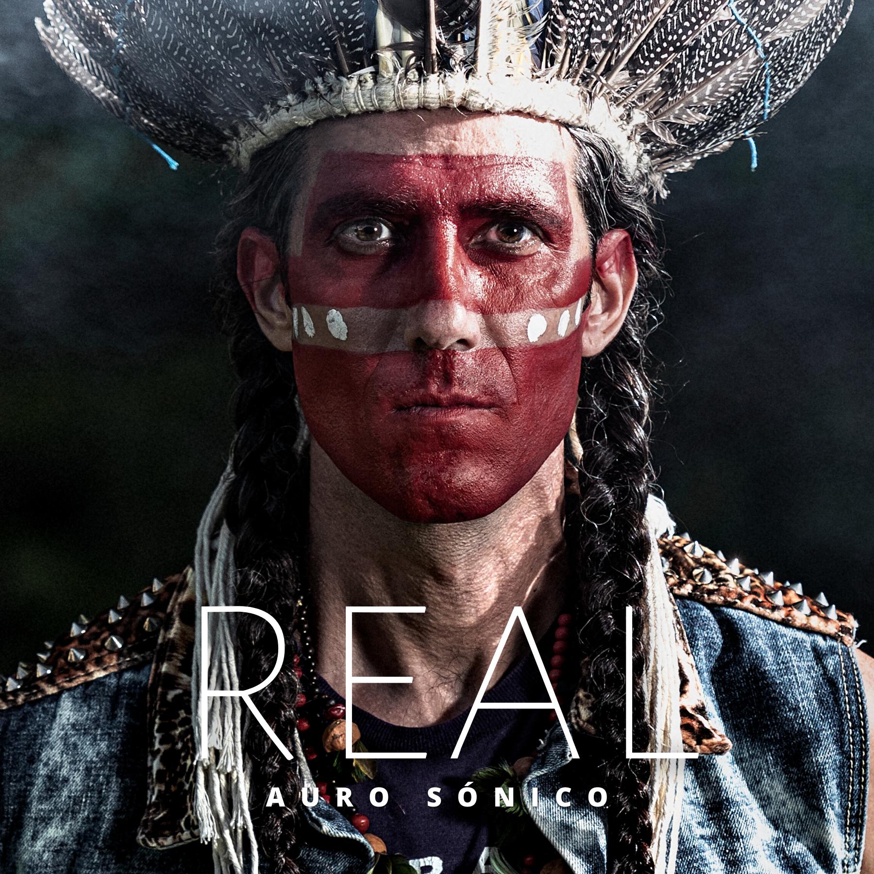 """Auro Sónico presenta su nuevo sencillo """"Real"""""""