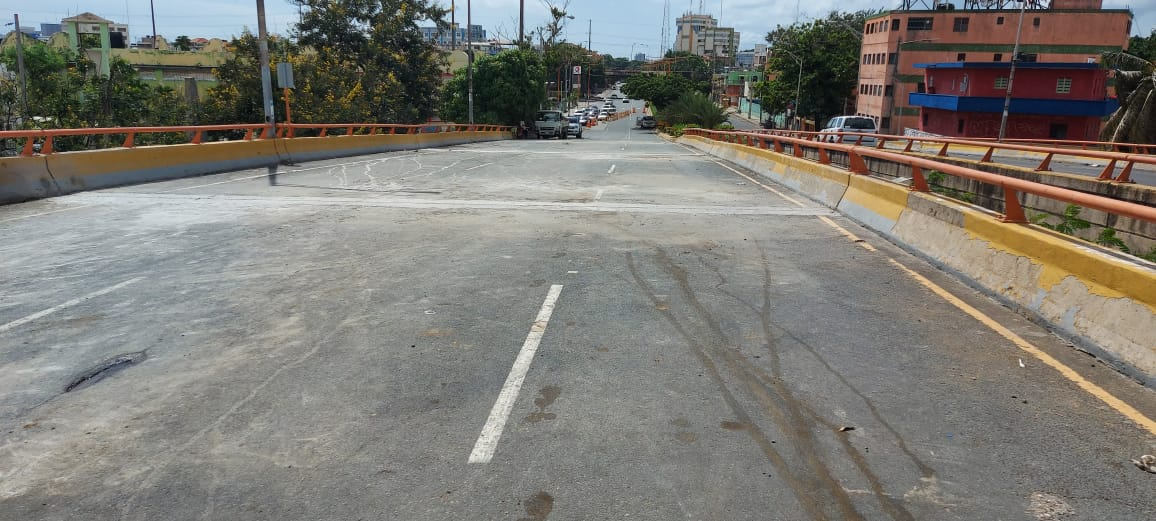 Obras Públicas reestablece circulación por el 5to Centenario a partir de esta tarde