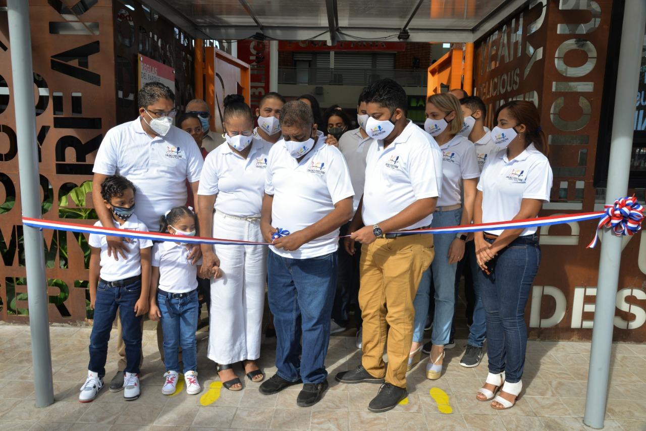 Inauguran Siblings Food Park, nueva oferta turística, gastronómica y familiar en la zona norte