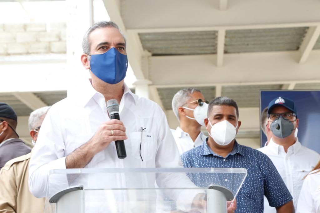Gobierno anuncia reconstrucción del Mercado de La Vega