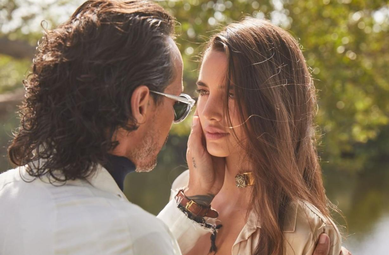 ¿Marc Anthony con nueva novia?