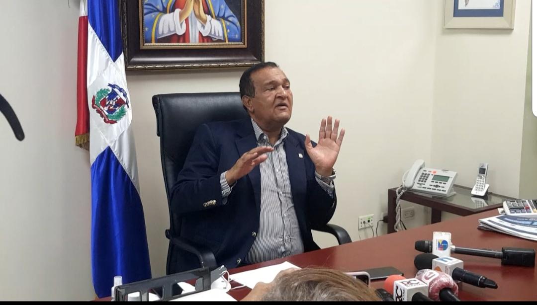 Video   Antonio Marte pide al Gobierno ir en auxilio de los transportistas