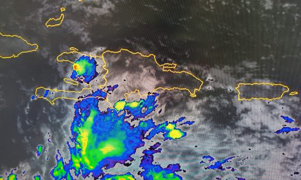 Video   ONAMET pronostica fin de semana soleado; tormenta tropical en Haití no representa peligro para RD