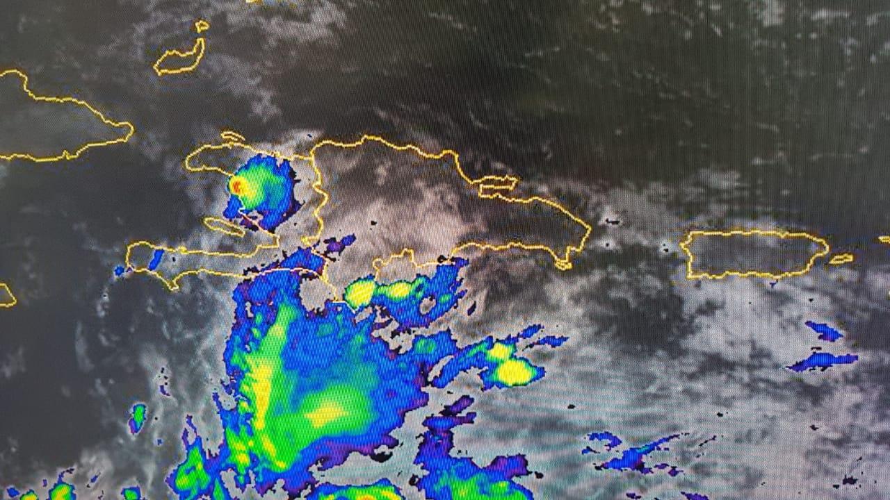 Video | ONAMET pronostica fin de semana soleado; tormenta tropical en Haití no representa peligro para RD