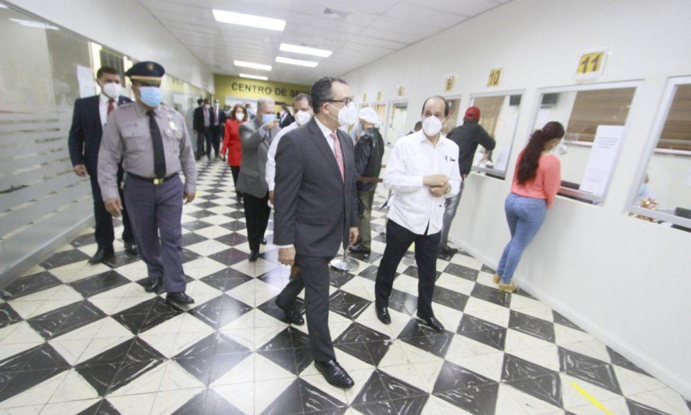 Pleno de la JCE evalúa estado de dependencias en el Distrito Nacional