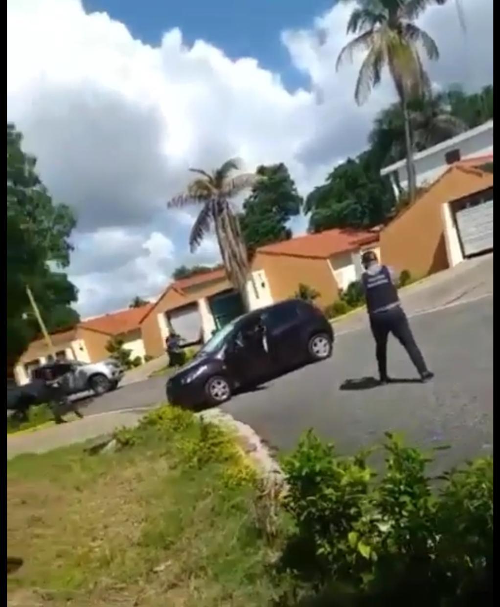 VIDEO | Policías fallaron al protocolo en operativo de captura de Rubén Darío Jiménez