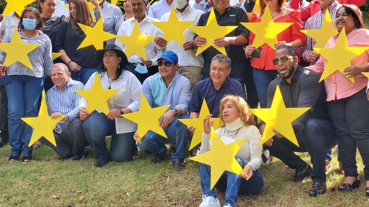 PLD se reunen para coordinar  IX Congreso Ordinario José Joaquín Bidó Medina en el Cibao