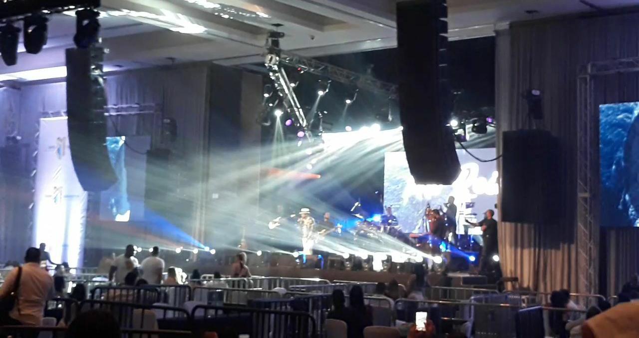 "Video | ""Bebidas alcohólicas"" la gran ausente en Latin Music Tours"