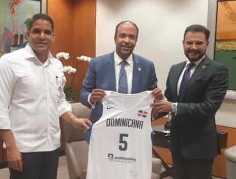 """Banco de Reservas patrocinará selección nacional para """"Burbuja"""" basket en Punta Cana"""
