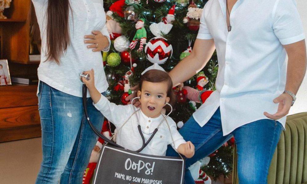Manny Cruz será padre por segunda vez