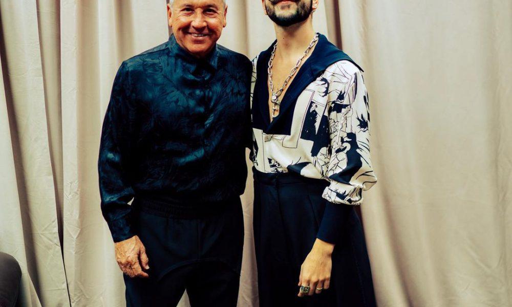 Ricardo Montaner celebra nominación de Camilo en los Grammy Awards