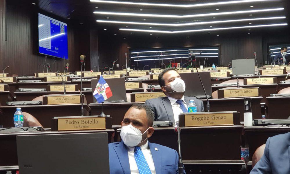 Diputados del PLD abandonan sesión durante conocimiento del proyecto de Presupuesto Nacional 2021
