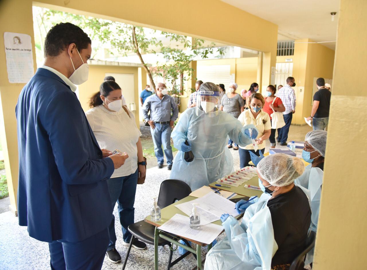 Video | Minerd interviene y desinfecta centros educativos para prevenir casos de COVID19