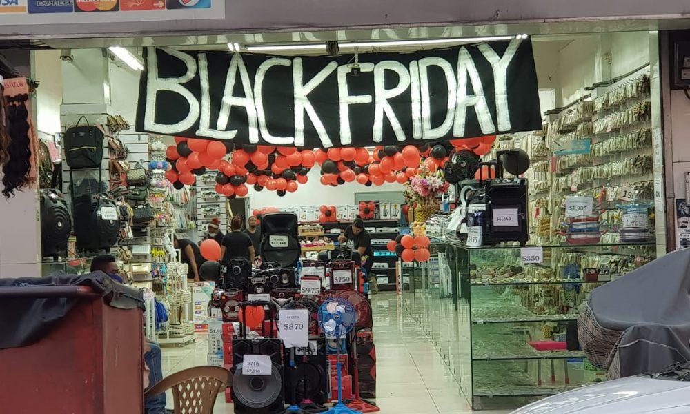 Video | Comerciantes afirman tienen todo listo para el Black Friday