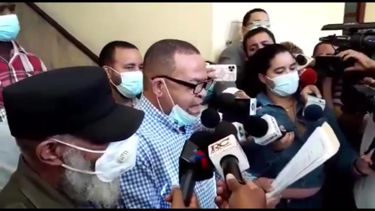 VIDEO | Someterán a la justicia a José Ramón Peralta por supuesta malversación de fondos