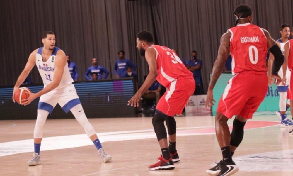 RD derrota Cuba y termina invicta en 'Burbuja' basket de Punta Cana