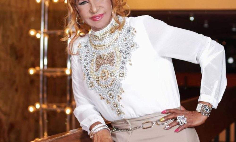 Fefita recuerda con nostalgia sus anteriores fiestas,  antes del Coronavirus