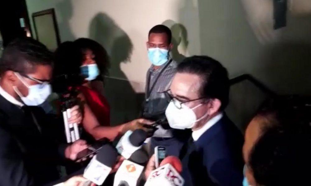 Abogado de Pagán desmiente que lo hayan traslado de su celda preventiva en la fiscalía de Ciudad Nueva