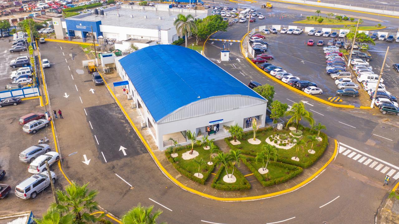 Autoridad Portuaria y HIT Puerto Rio Haina inauguran remodelación del comedor central del puerto Haina Occidental