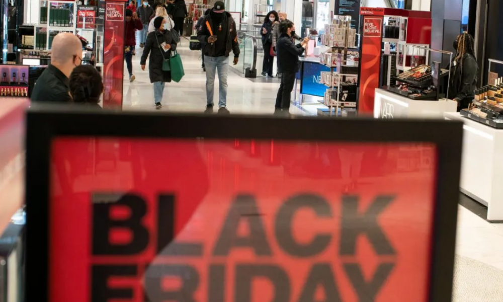 "Las ventas por internet en EEUU se dispararon por el ""Black Friday"""