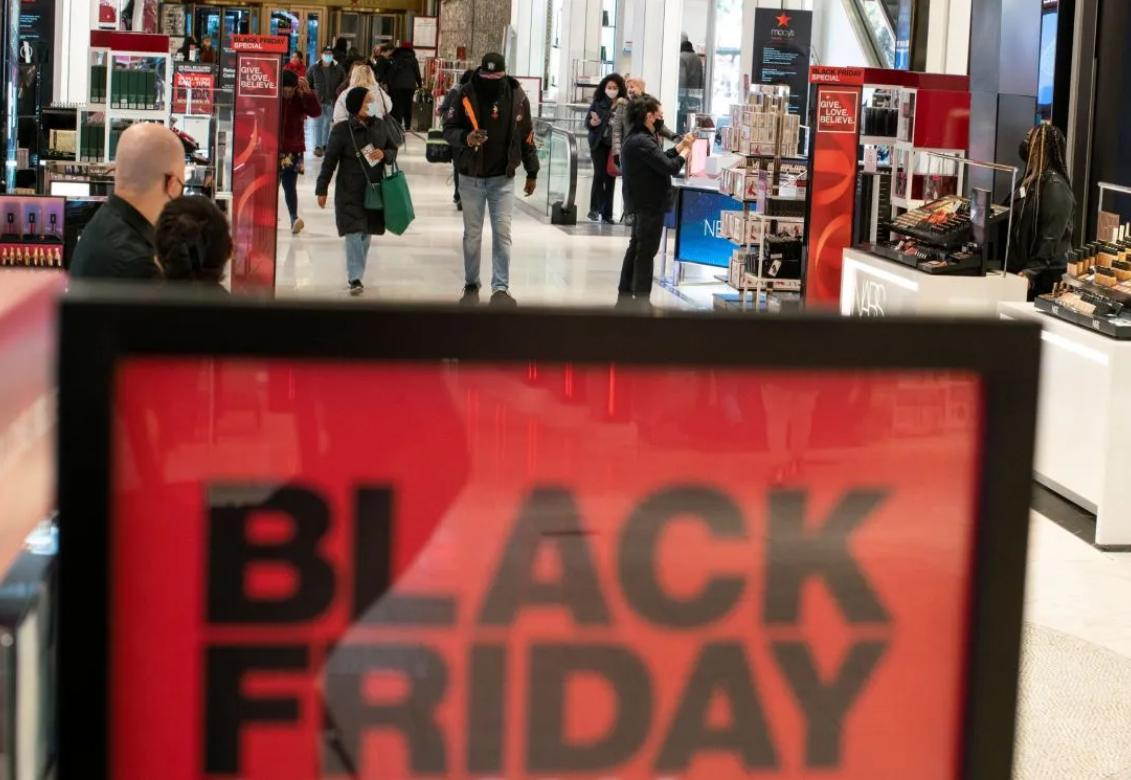 """Las ventas por internet en EEUU se dispararon por el """"Black Friday"""""""