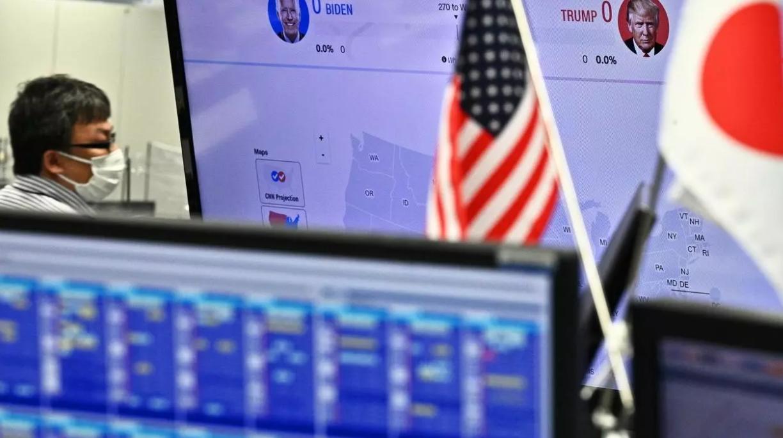 Las bolsas mundiales inestables por incertidumbre electoral en EEUU
