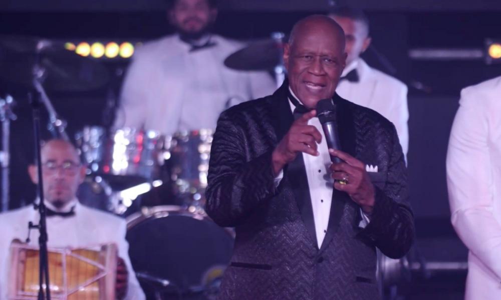 Más de 26 mil espectadores disfrutaron el concierto virtual de Johnny Ventura