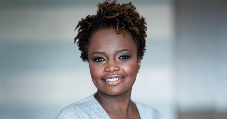Karine Jean-Pierre de origen haitiano podría ser la nueva Secretaria de Prensa de la Casa Blanca