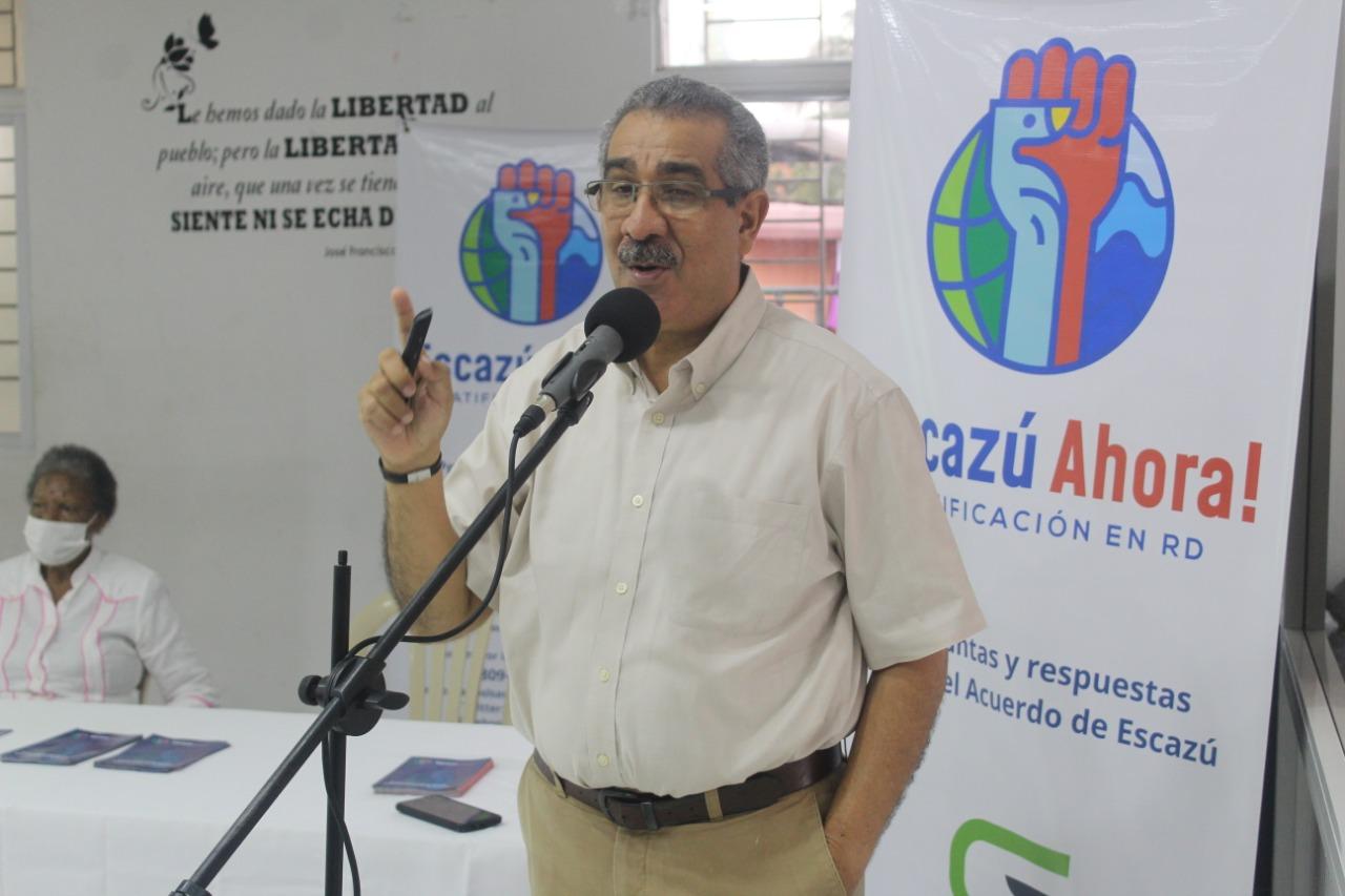 Piden se realicen estudios de impacto ambiental antes de iniciar obras prometió el Gobierno en Los Alcarrizos