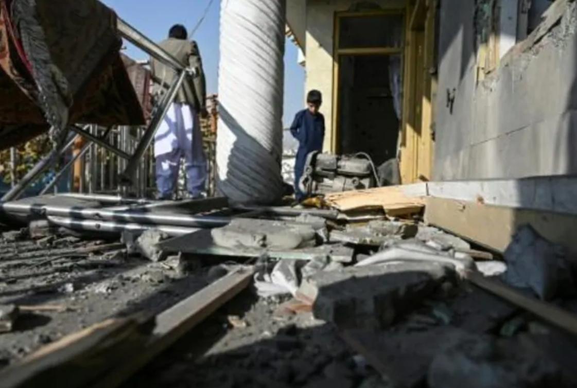 Al menos ocho muertos en ataque con cohetes en el centro de Kabul
