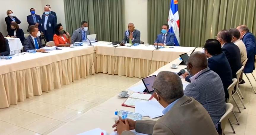Comisión bicameral que estudia Presupuesto 2021 rendirá informe la próxima semana