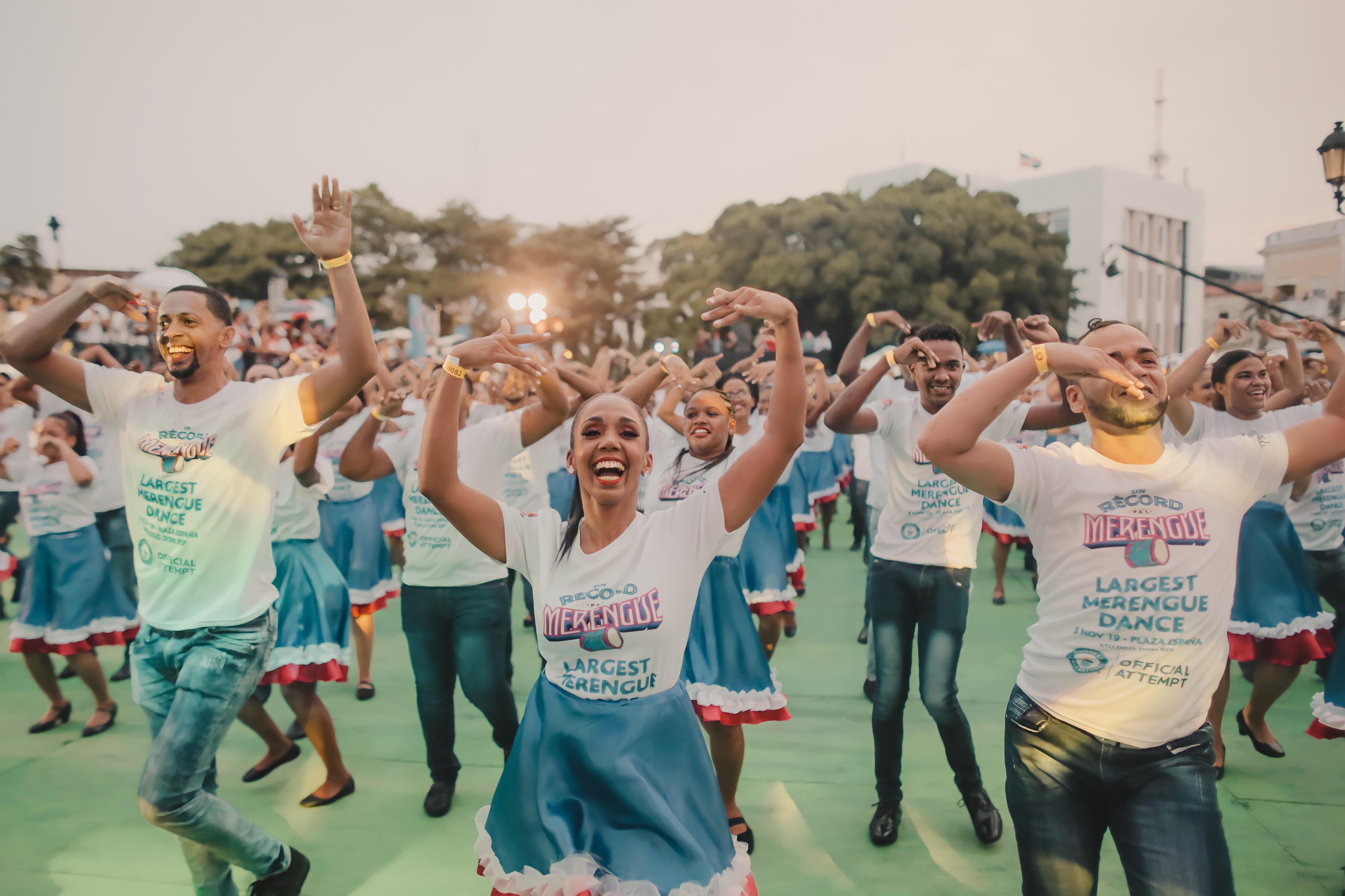República Dominicana celebra un año de obtener récord para el merengue con una excelente noticia
