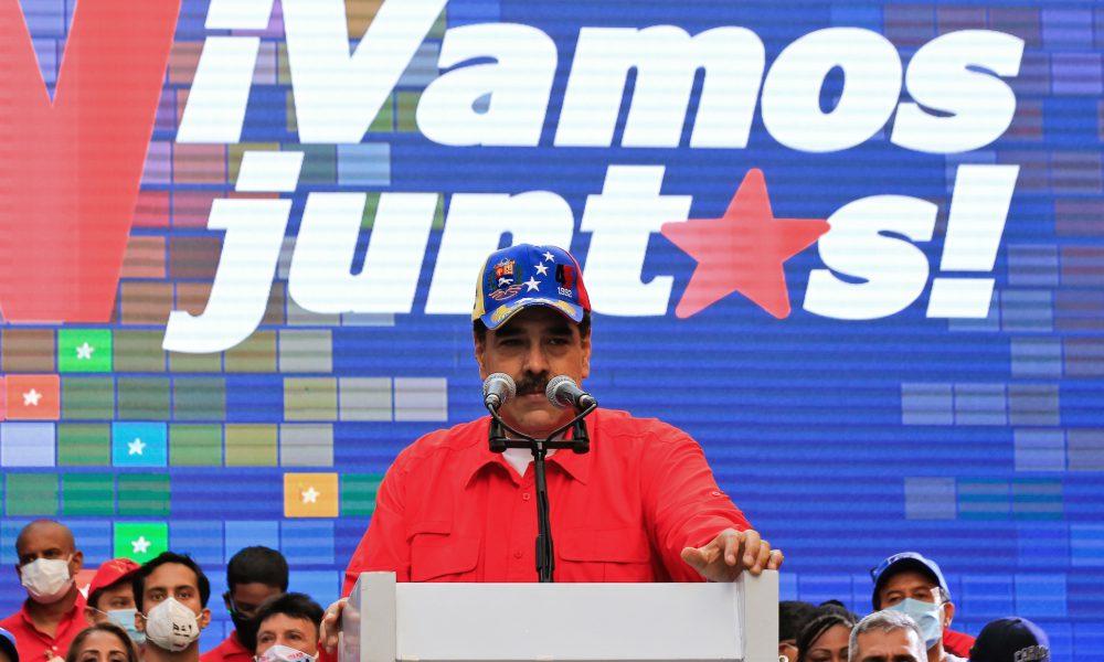 Maduro busca el control del Parlamento de Venezuela en elecciones con baja participación