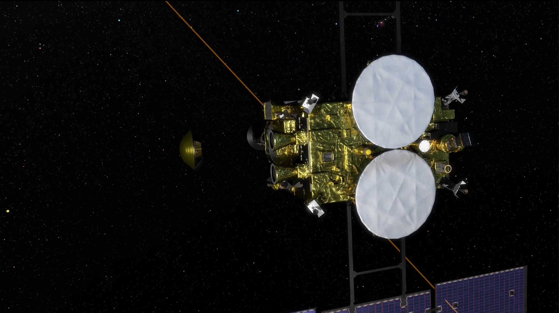 Una sonda espacial japonesa regresa a la Tierra con polvo de un asteroide