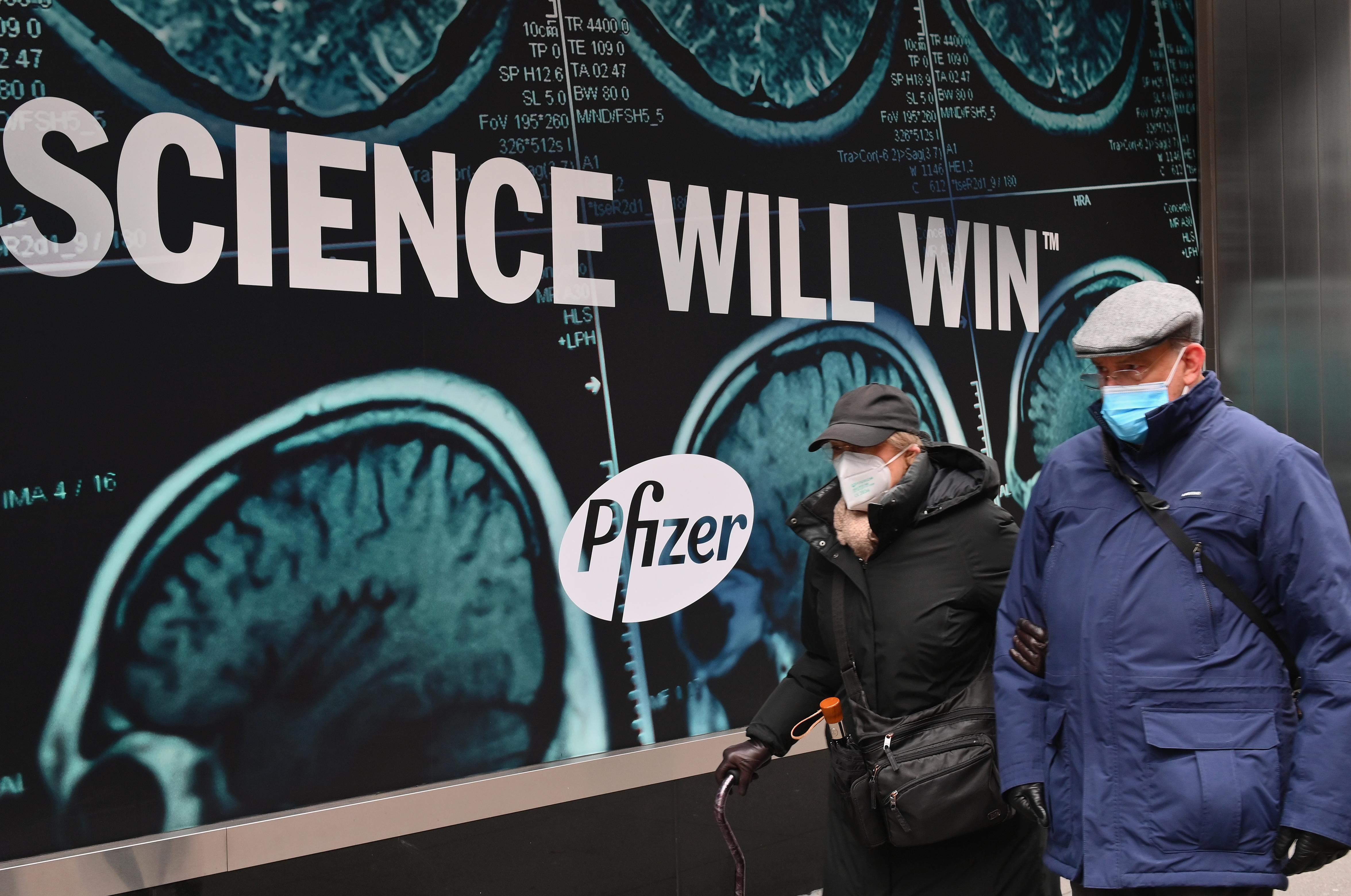 Nueva York espera recibir las primeras dosis de la vacuna este fin de semana
