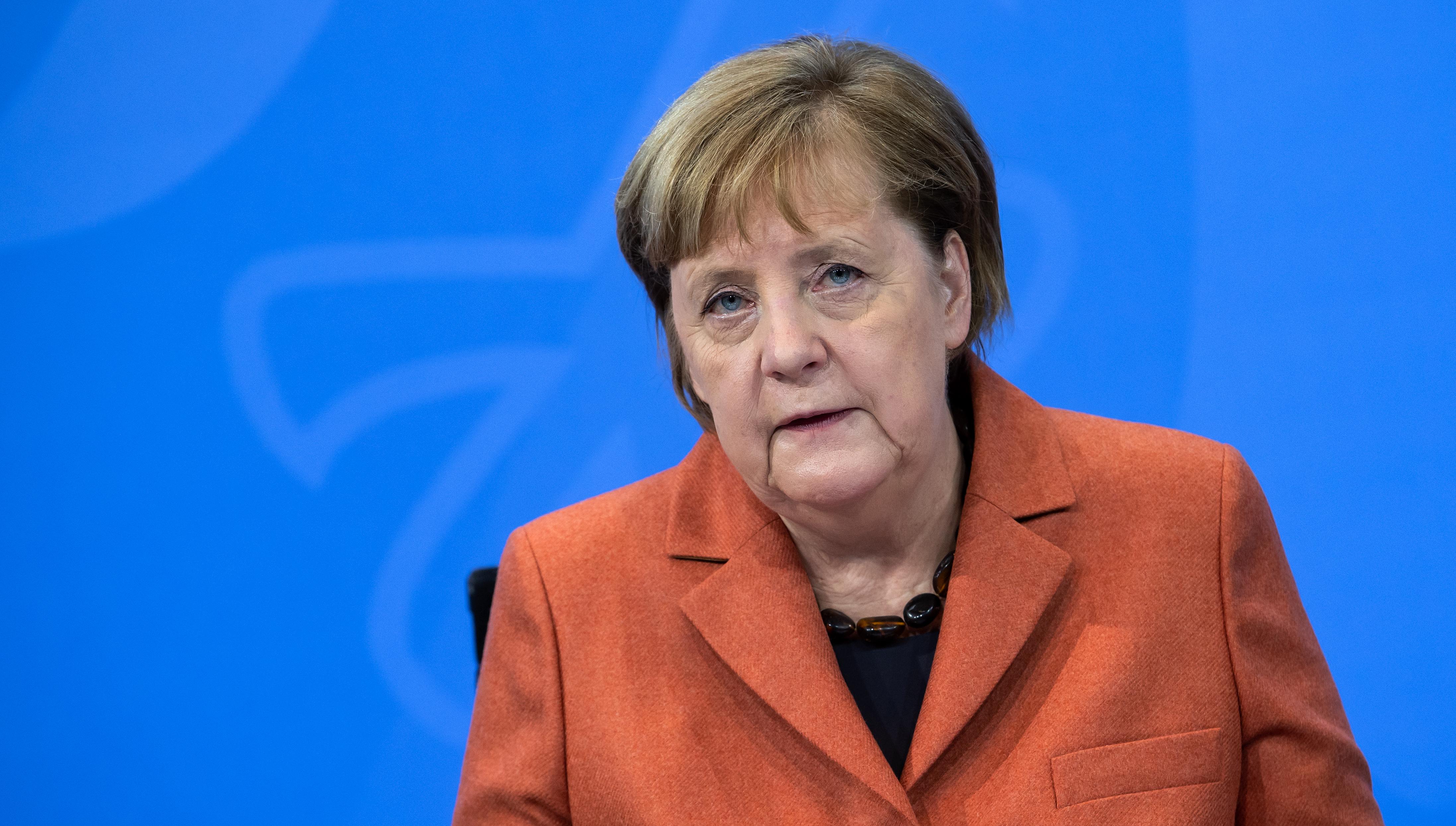 Alemania cerrará comercios  y escuelas hasta el 10 de enero