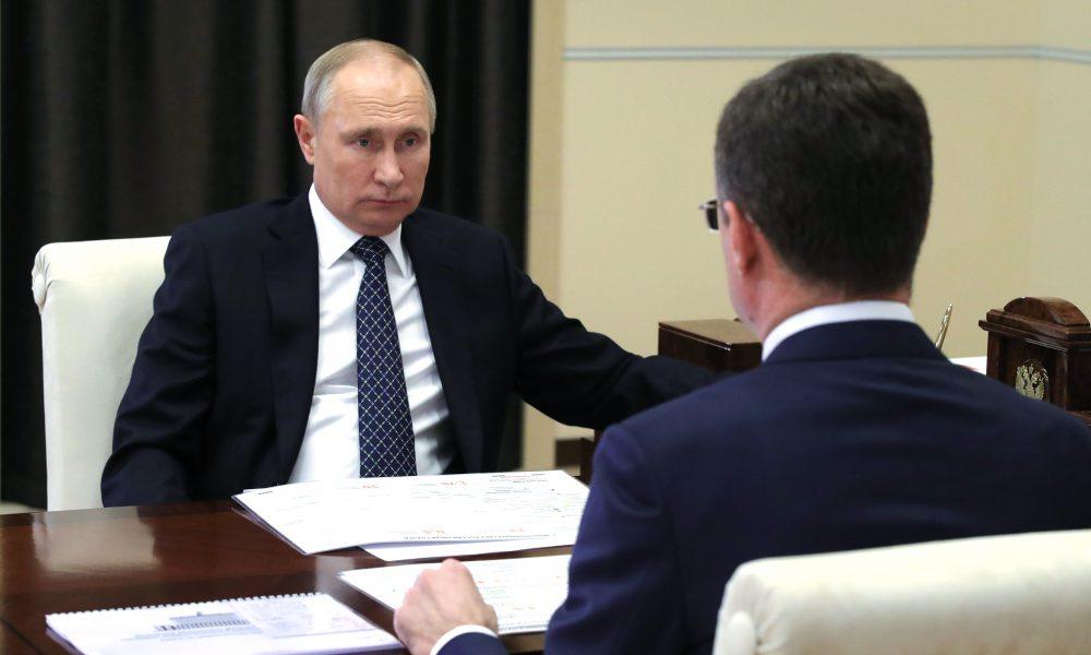 Putin firma ley que le otorga inmunidad vitalicia