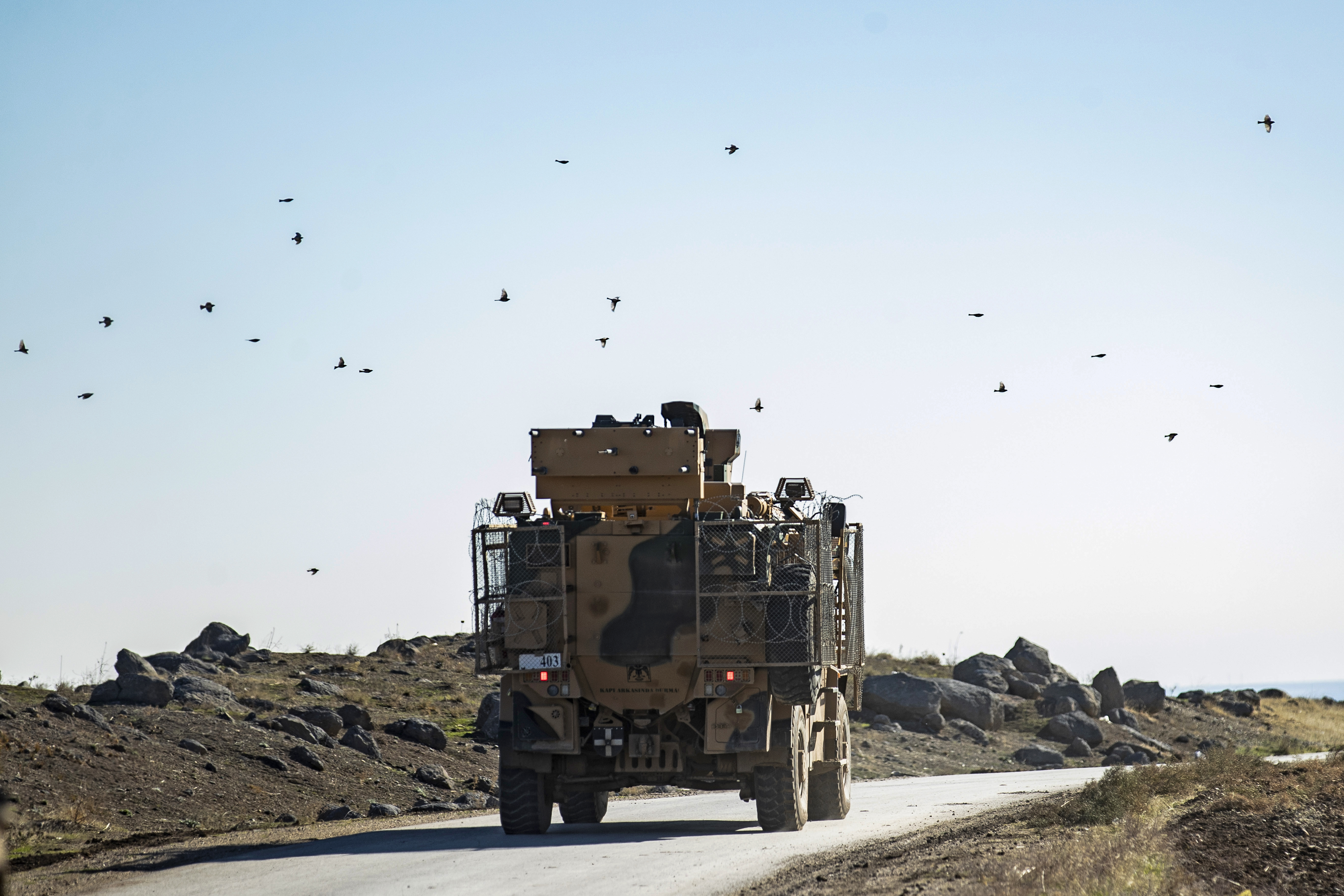 Siria intercepta misiles lanzados por Israel