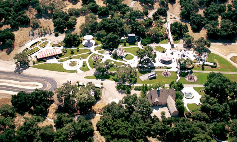 El rancho Neverland de Michael Jackson, es vendido a un magnate de EE.UU.
