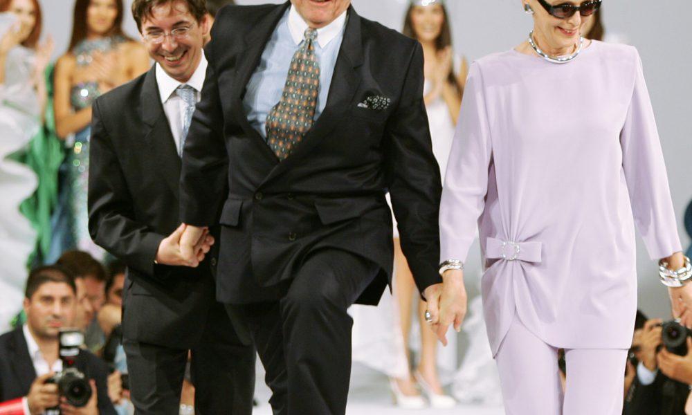 Fallece el diseñador de moda francés Pierre Cardin