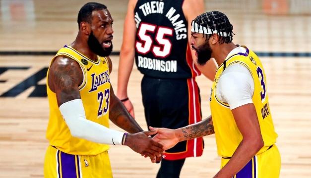 Bucks, Clippers, Heat y Nets, los grandes rivales de Lakers por el título NBA