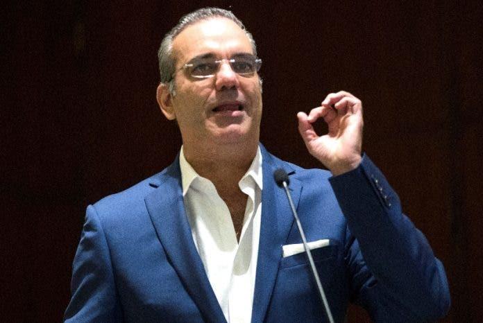 Presidente Abinader anunciará acciones de anticorrupción y por la transparencia
