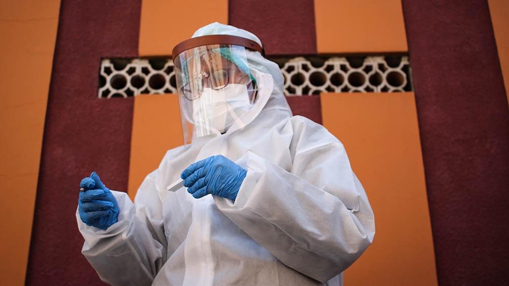 """Región boliviana de Santa Cruz registra un rebrote """"más agresivo"""" de coronavirus"""