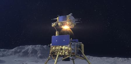 Video | China trae a la Tierra muestras de la Luna, por primera vez en 44 años