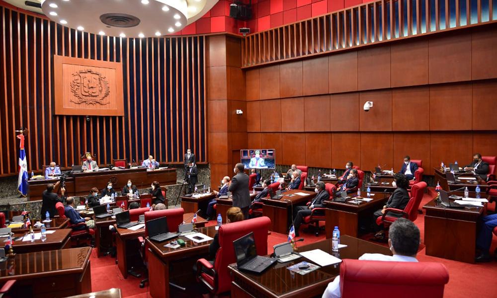 Senadores convierten en Ley Presupuesto General del Estado sin el voto del PLD