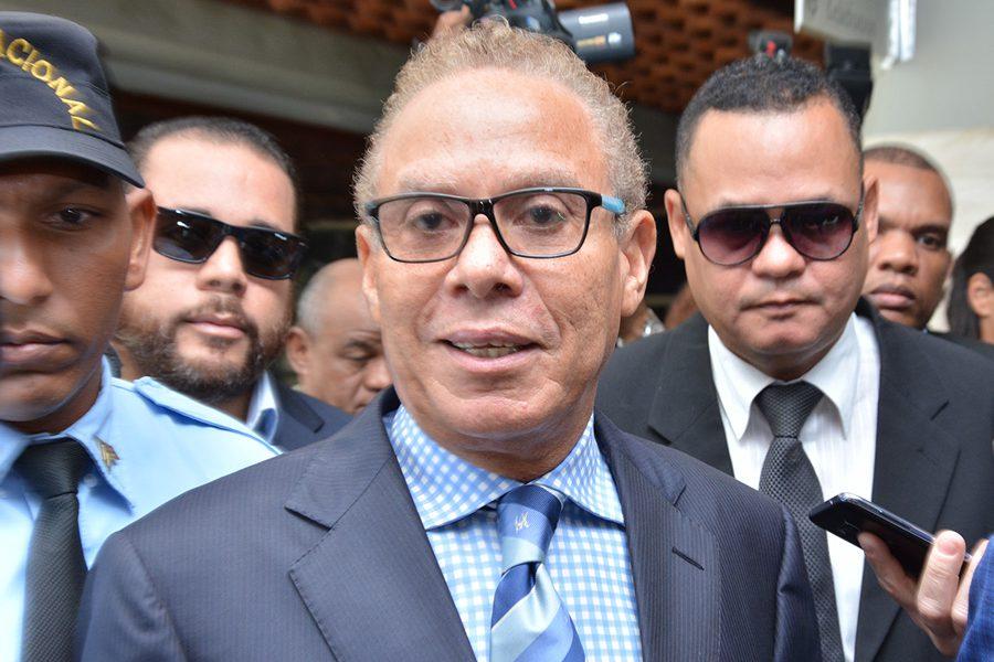 Ángel Rondón presenta este lunes otros 15 testigos en juicio Odebrecht