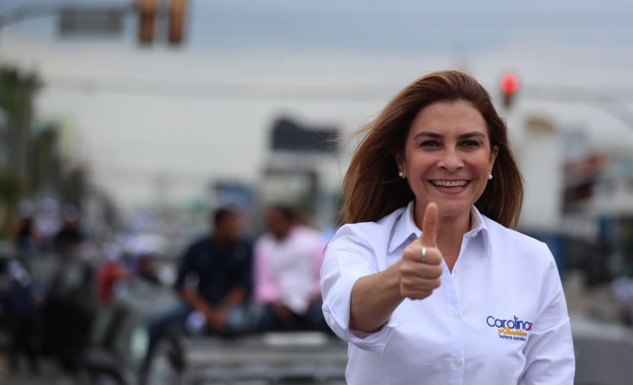 VIDEO   Alcaldesa Carolina Mejía informa sobre su estado de salud