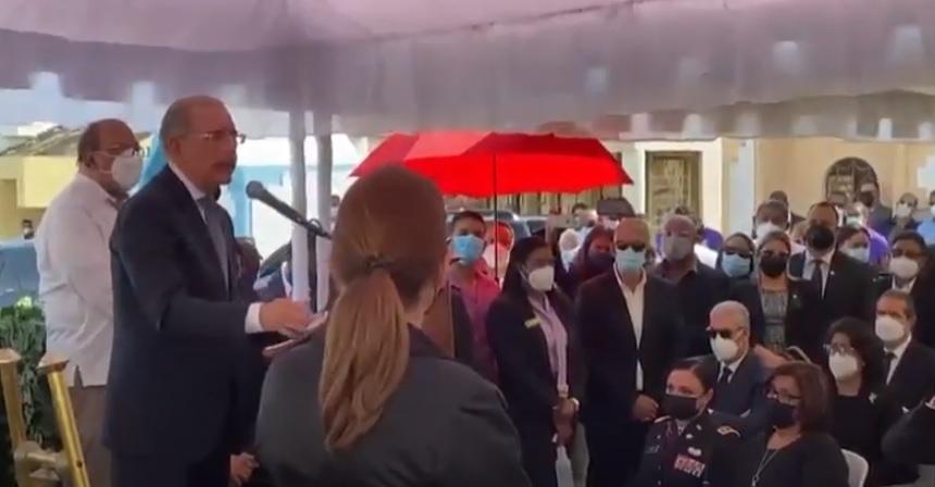 VIDEO   Danilo revela César Prieto le informó que sería allanada su vivienda