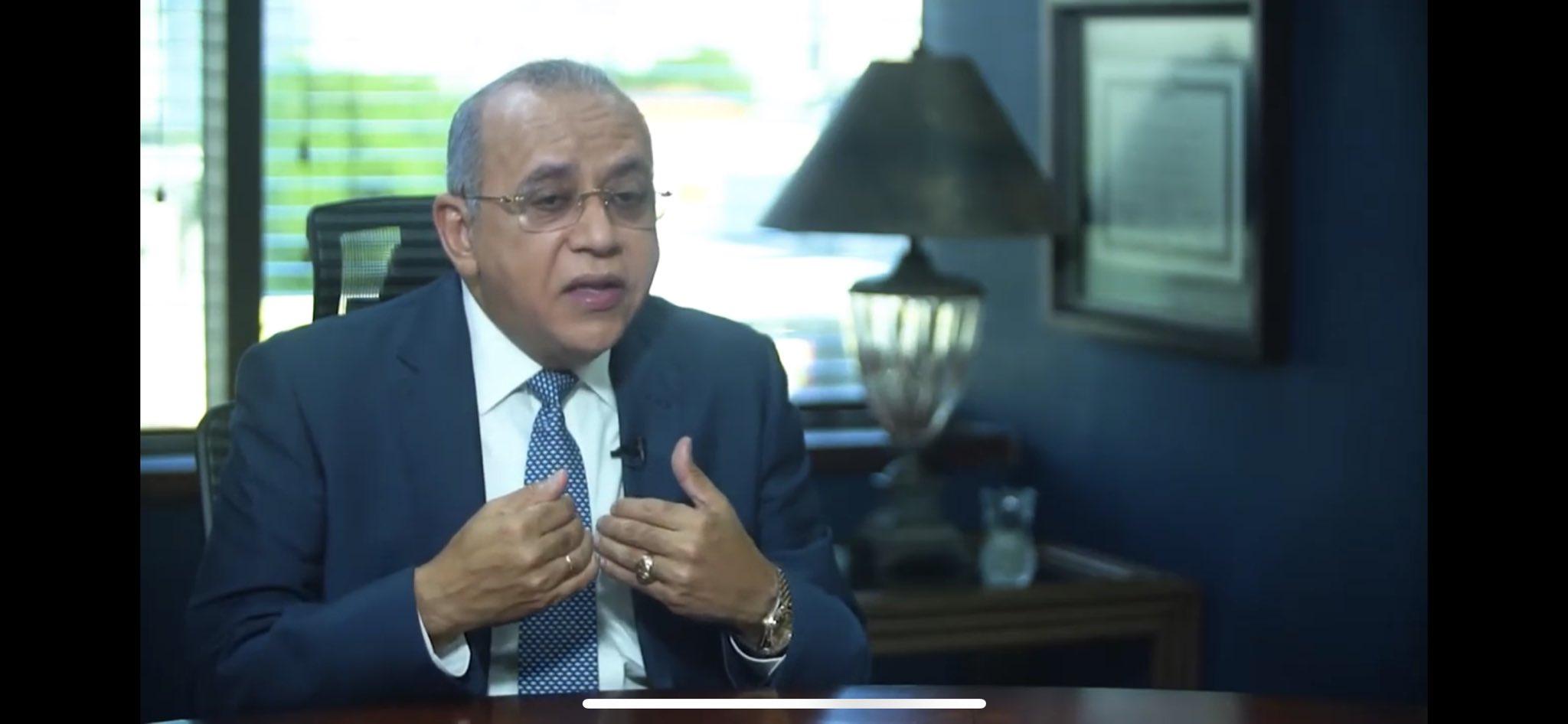 """Ministro de Salud dice """"en marzo estaremos vacunando a muchos dominicanos"""""""